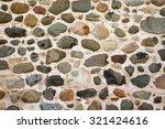 Field Stone Wall Background  ...
