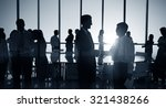 group people handshake meeting... | Shutterstock . vector #321438266