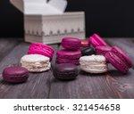 macaroons | Shutterstock . vector #321454658