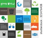 infographic   Shutterstock .eps vector #321476438