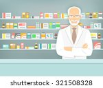 modern flat vector illustration ... | Shutterstock .eps vector #321508328
