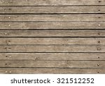 weathered wooden planks... | Shutterstock . vector #321512252