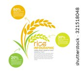 rice vector | Shutterstock .eps vector #321518048