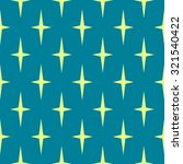 retro 50s pattern | Shutterstock .eps vector #321540422
