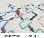 abstract background image of a... | Shutterstock . vector #321558812