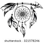 hand drawn illustration of... | Shutterstock .eps vector #321578246