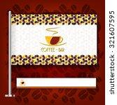 corporate identity flag rule... | Shutterstock .eps vector #321607595