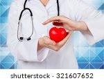 doctor. | Shutterstock . vector #321607652