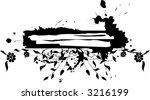 floral ornamental grunge frame  ...   Shutterstock .eps vector #3216199