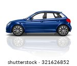 car vehicle transportation 3d... | Shutterstock . vector #321626852