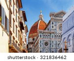 the cathedral of saint mary of...   Shutterstock . vector #321836462