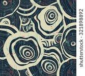 wood texture. vector seamless... | Shutterstock .eps vector #321898892