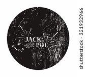 jack pot icon vector simple app ...