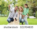 family  pet  animal  technology ... | Shutterstock . vector #321934835