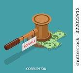 Corruption Isometric Flat...