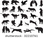 aggression,animal,ant,art,bear,big,bird,black,canine,carnivore,cat,cheetah,clip,collection,coyote