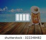 battery power energy... | Shutterstock . vector #322248482