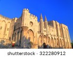 Sunlit Walls Of The Gothic...