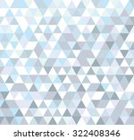 abstract geometrical cool blue... | Shutterstock .eps vector #322408346