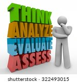 Think Analyze Evaluate Assess...