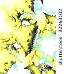 fractal background | Shutterstock . vector #32263102