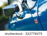 Vintage Car Detail   Side Union ...