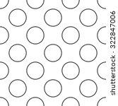 circles texture. stripped... | Shutterstock .eps vector #322847006