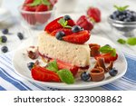 Delicious Cheesecake With...