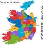 Colorful Republic Of Ireland...