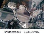 city in the mirror   Shutterstock . vector #323103902