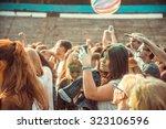 penza  russia   september 6 ... | Shutterstock . vector #323106596