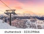 Ski Center Of Vogel  Triglav...
