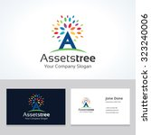 Assents Tree Logo Tree Logo A...