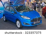 tartu   september 26  ford... | Shutterstock . vector #323357375