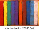close up of multicolored ... | Shutterstock . vector #32341669