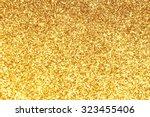 litter background gold | Shutterstock . vector #323455406