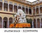 jhunjhunu  rajasthan  india ... | Shutterstock . vector #323494496