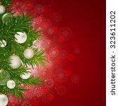 vector illustration of a... | Shutterstock .eps vector #323611202