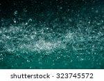 Bokeh Backgrounds Blue Water...