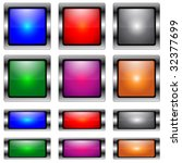 button web | Shutterstock .eps vector #32377699