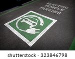 Electric Vehicle Parking Space...