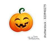 Isolated Vector Pumpkin ...