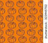 vector seamless  pattern... | Shutterstock .eps vector #323945702