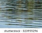 river water texture   Shutterstock . vector #323955296