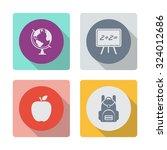 universal vector icons | Shutterstock .eps vector #324012686
