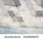 abstract background of the... | Shutterstock . vector #324060692
