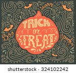 Trick Or Treat Inspirational...