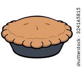 pie | Shutterstock .eps vector #324165815