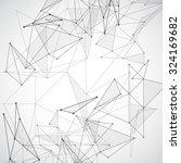 illustration of black and white ... | Shutterstock . vector #324169682