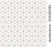 geometric pattern  seamless... | Shutterstock . vector #324183482